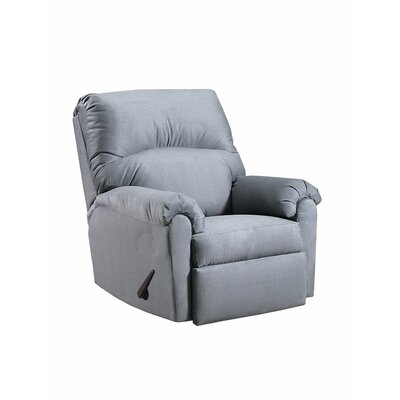 Simmons Hedwig Rocker Recliner Upholstery: Spa