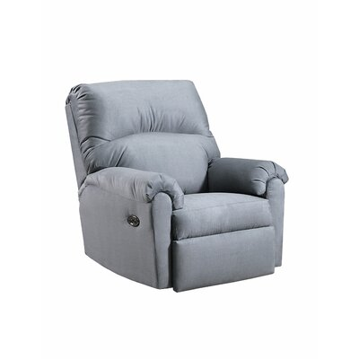 Rausch Power Rocker Recliner by Simmons Upholstery Upholstery: Spa
