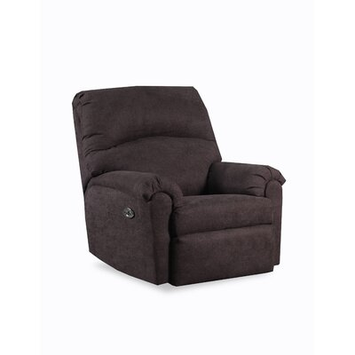 Henderson Power Rocker Recliner by Simmons Upholstery Upholstery: Espresso