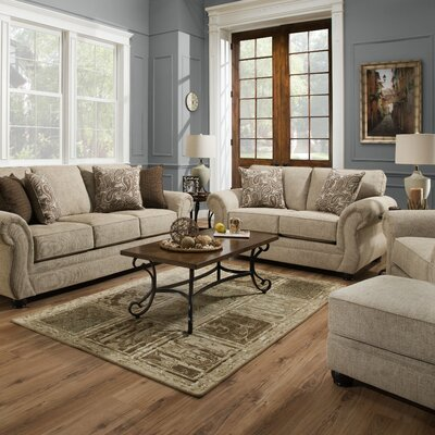 Darby Home Co DABY2854 Vicki Living Room Collection