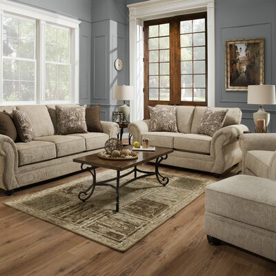 Vicki Configurable Living Room Set