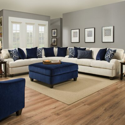 Burrowes Stone Sectional