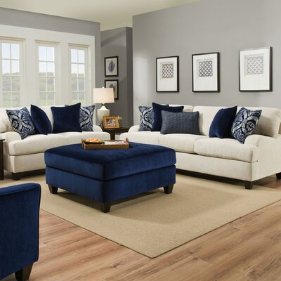Burrowes Living Room Collection