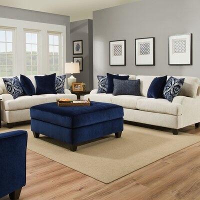 Burrowes Sleeper Living Room Collection