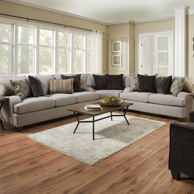 Hattiesburg Sterling Sectional