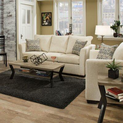 Du Bois Solid Sleeper Configurable Living Room Set
