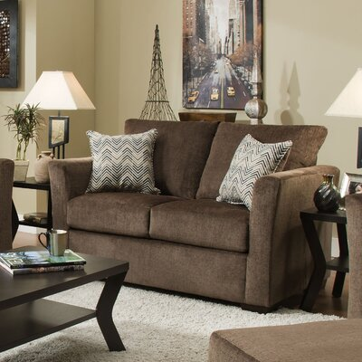 Simmons Helene Loveseat