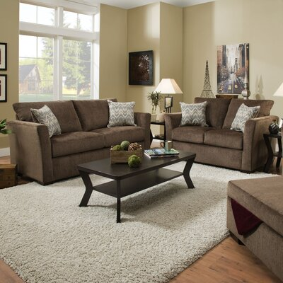 Du Bois Sleeper Configurable Living Room Set