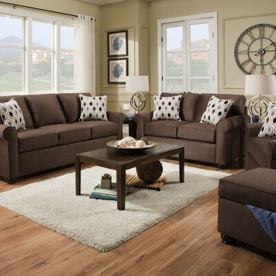 Rausch Configurable Living Room Set