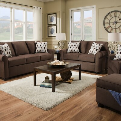 RDBL7165 Red Barrel Studio Living Room Sets