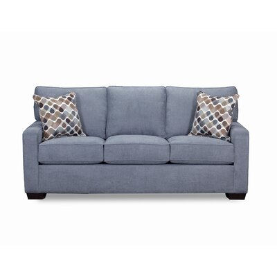 Janita Sleeper Sofa by Simmons Upholstery Upholstery: Denim