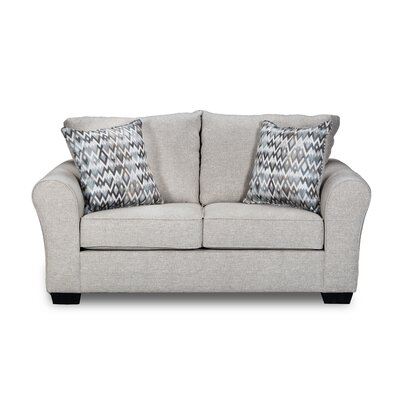 Delilah Loveseat by Simmons Upholstery