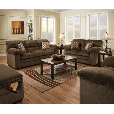 Derry Configurable Living Room Set