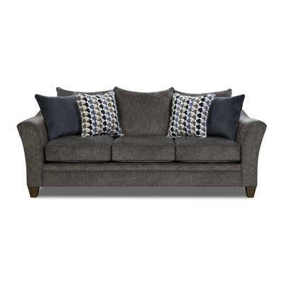 Degory Sleeper Sofa by Simmons Upholstery Upholstery: Gray