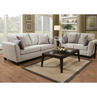 Issac Configurable Living Room Set