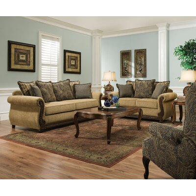 Bridgette Configurable Living Room Set