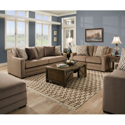 Tremont Configurable Living Room Set