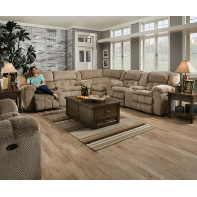 Henning Reclining Sectional
