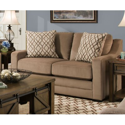 Tremont Loveseat by Simmons Upholstery