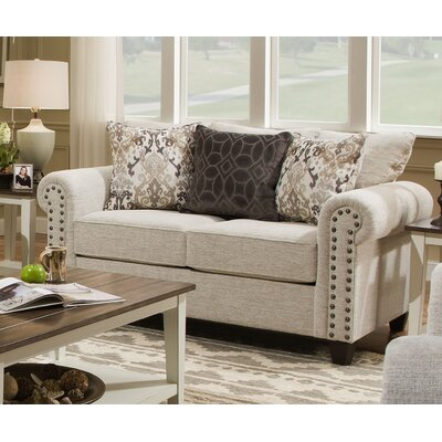 Dillard Loveseat by Simmons Upholstery