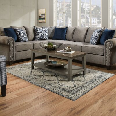 Drewery Rectangular Coffee Table