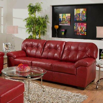 9569_Sofa UFI2440 Simmons Upholstery Cardinal Sofa