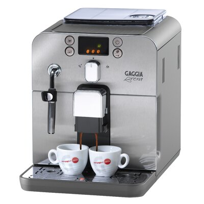 Gaggia Brera Espresso Machine - Color: Black at Sears.com