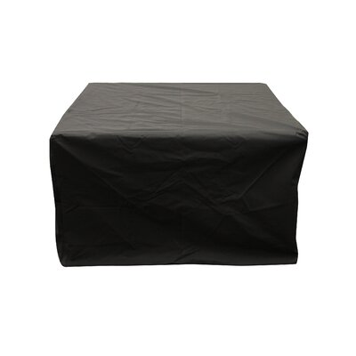 Marquee Fire Table Square Vinyl Cover