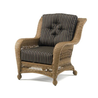 The Outdoor Greatroom Company Kate Deep Seating Chair with Harwood Onyx Cushions - Fabric: Harwood Onyx at Sears.com