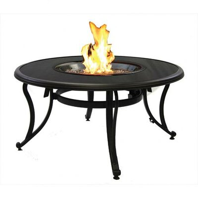 The Outdoor Greatroom Company Glass Fire Pit Table with Matching Center Top at Sears.com