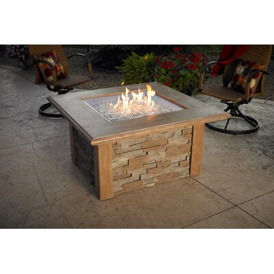The Outdoor Greatroom Company Sierra Firepit Table with Square Burner at Sears.com