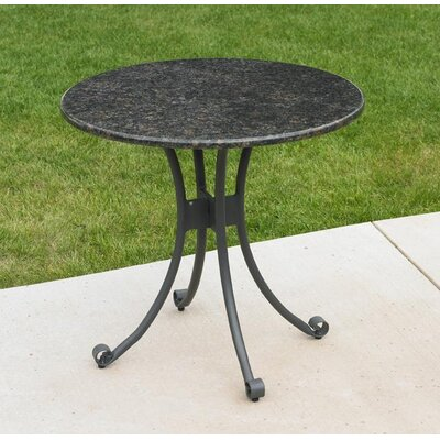 The Outdoor GreatRoom Company Patio Bistro Table - Table: Granite Top at Sears.com
