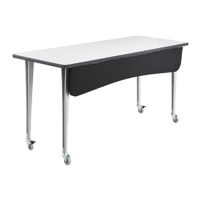 Rumba� 8.75 H x 54 W Desk Privacy Panel