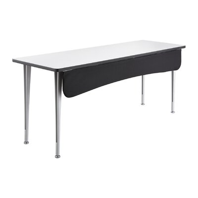 Rumba 8.75 H x 66 W Desk Privacy Panel