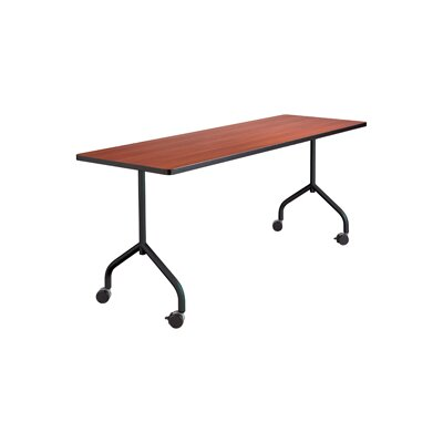 Training Table Legs Tabletop Finish: Black