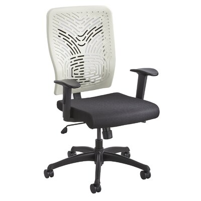 Voice Series Task Chair Back Color: Latte Product Picture 7558