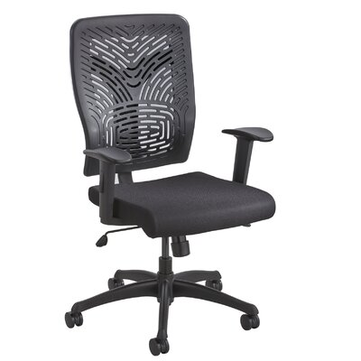 Voice Series Task Chair Back Color: Black Product Image 77
