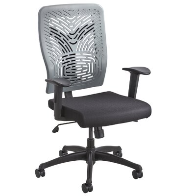 Voice Series Task Chair Back Color: Charcoal Product Picture 7558