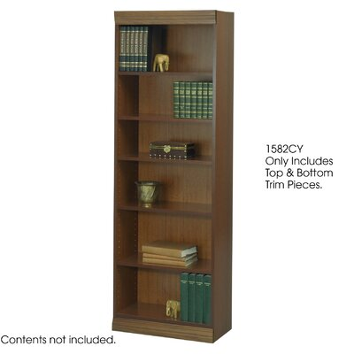 Trim Kit for WorkSpace Baby 24 Bookcase Finish: Cherry