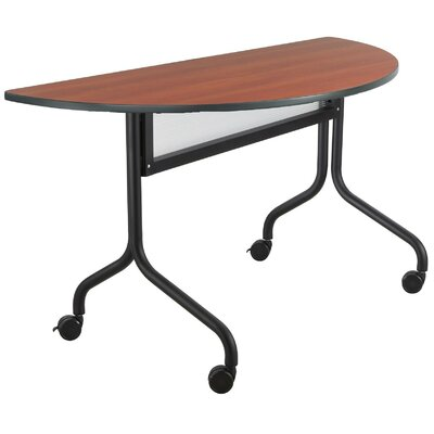48 W Training Table with Modesty Panel Tabletop Finish: Cherry