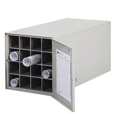 Roll File Filing Box