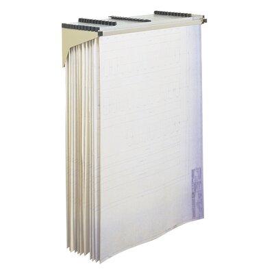 Safco Sheet File Drop Hanging Rack