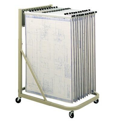 Mobile Stand Hanging Filling Cart