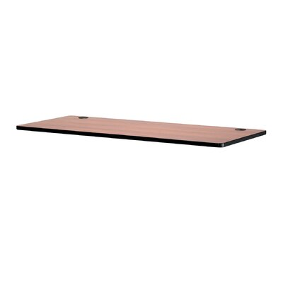 Electric Height Adjustable Table Finish: Cherry