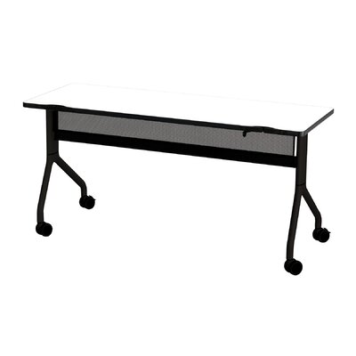 Rumba� Training Table Finish: Black, Size: 29.5 H x 72 W x 24 D Product Image 491