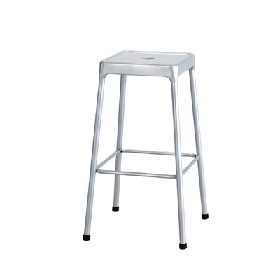 Shop Bar Stool Color: Silver