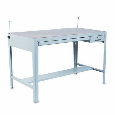 Precision Four-Post Drafting Table Base