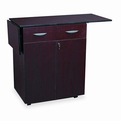 Kitchen Island Color: Mahogany