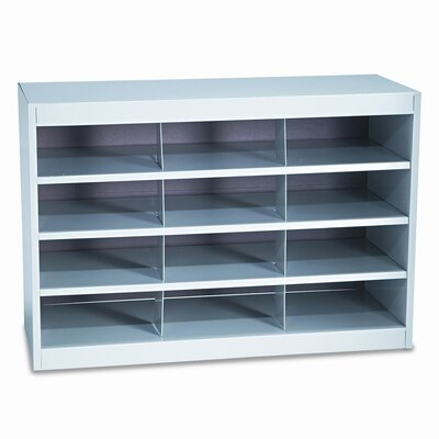 Steel Project Center Organizer, 12 Pockets Product Image 1601