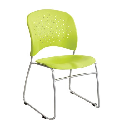 Reve Guest Chair Color: Grass